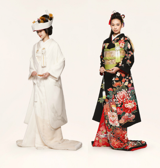 Big Fat Japanese Weddings Tokyo Fashion Guide