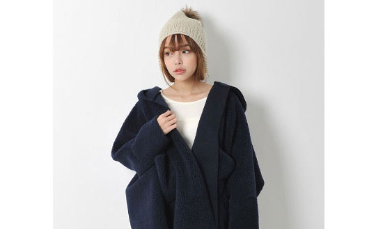 Japanese warming fashion
