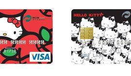 hello kitty visa