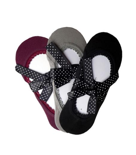 bow socks