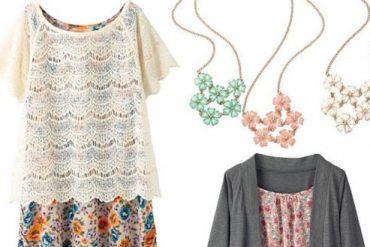 Japanese fashion sakura